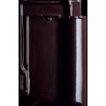 Черепица Futura коричневая топ-глазурь