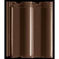 Черепица Maxima темно-коричневая ангоба