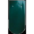 Черепица Biber Klassik зеленая глазурь