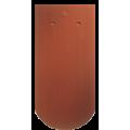 Черепица Biber Klassik красная ангоба