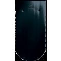 Черепица Biber Klassik черная глазурь