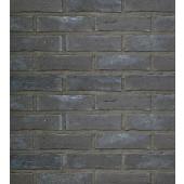 Кирпич  Handstrich NF anthrazit-blau Brick-Design