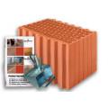 Блок керамічний Porotherm 44 Profi