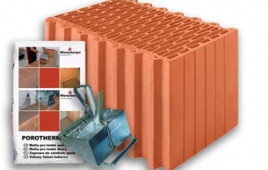 Блоки на мінеральному клеї