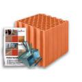 Блок керамічний Porotherm 30 Profi