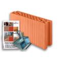 Блок керамічний Porotherm 11,5 Profi