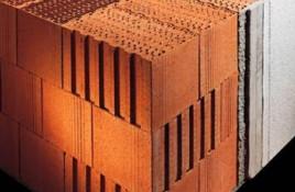 Пустотелые керамические блоки Porotherm