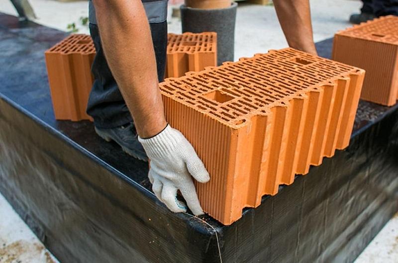 Керамические блоки на строительном рынке Украины