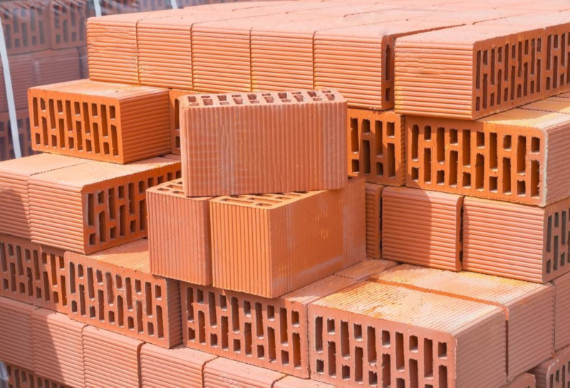 Шлифованные керамические блоки