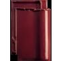 Черепица Futura винно-красная глазурь фото 2