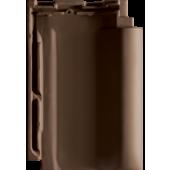 Черепица Viva темно-коричневая ангоба