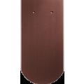 Черепица Biber Klassik коричневая ангоба