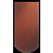 Черепица Biber Klassik медно-красная ангоба