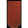 Черепица Biber Klassik винно-красная ангоба
