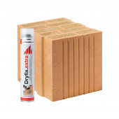 Блок керамічний Porotherm  30 T Dryfix