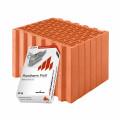 Блок керамический  Porotherm 38 Profi