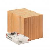 Блок керамічний Porotherm  38 T Profi