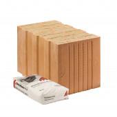 Блок керамічний Porotherm  44 T Profi