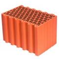 Блок керамический  Porotherm 38 P+W