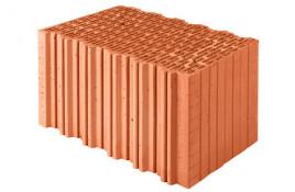 Новая линейка керамических блоков Porotherm 44 EKO+