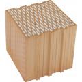 Блок керамічний  HELUZ FAMILY 25  2in1 шліфований