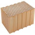 Блок керамічний  HELUZ FAMILY 38 2in1 шліфований
