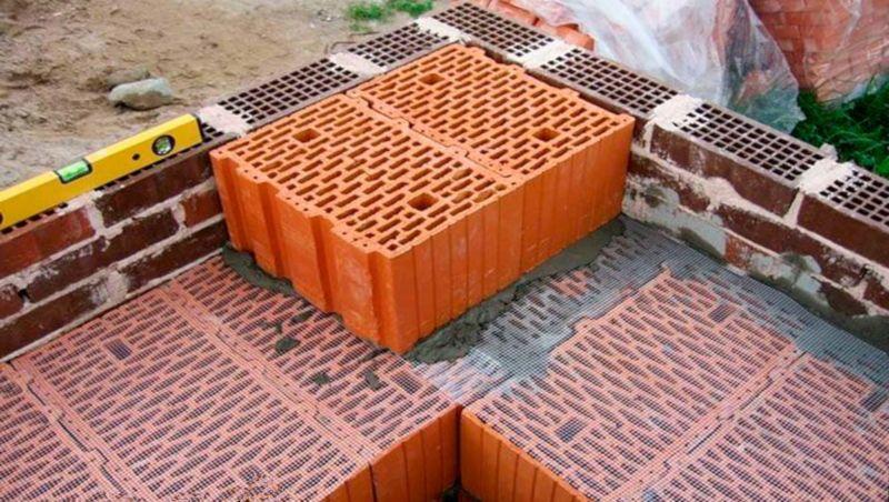Блоки на раствор
